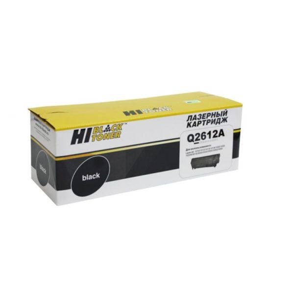 Купить картридж Hi-Black Q2612A (аналог)